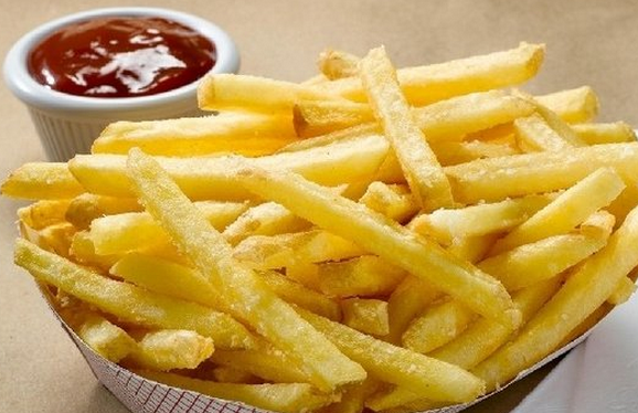 果蔬百科薯条怎么炸才会脆